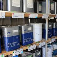 塗料の在庫を徹底管理 余計な費用負担をなくします