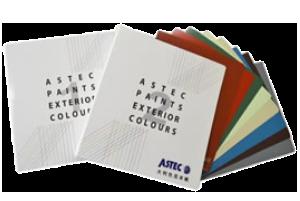 色決めカラーシミュレーションでその場で色の確認ができる