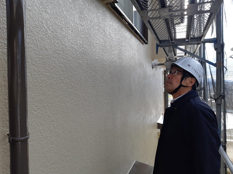 宗像市泉ヶ丘 M様邸施工9日目完了検査